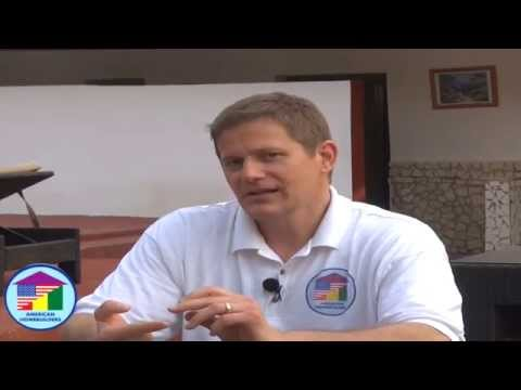 American Homebuilders of West Africa: Interview with Evasion Guinée TV