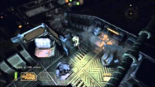 Alien Breed 3 Trial Gameplay
