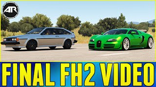 Forza Horizon 2 Online : The Final Challenge.