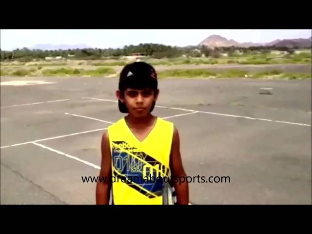 Rising Stars: 9 year old tennis player Vivek Kolluru