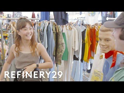 Brimfield Flea Market Is The Ultimate Thrifting Spot | How Bazaar | Refinery29
