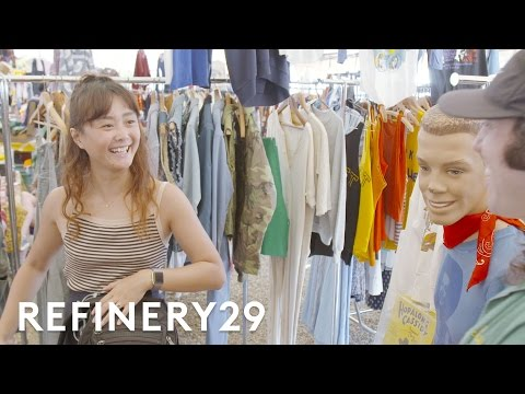 Brimfield Flea Market Is The Ultimate Thrifting Spot | How Bazaar | Refinery29