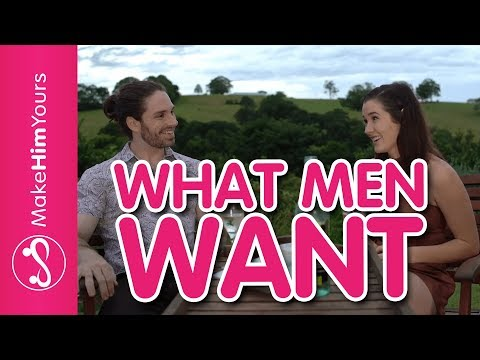 What Men Want   How To Be Down To Earth