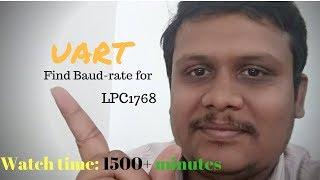 How to use UART in ARM Cortex-M3 LPC1768|ARM cortex M3 UART example