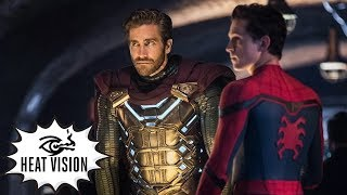 'Spider-Man: Far From Home' Writers Break Down Biggest Fan Theories | Heat Vision