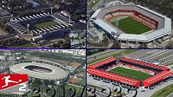 2. Bundesliga Stadien 2019/2020