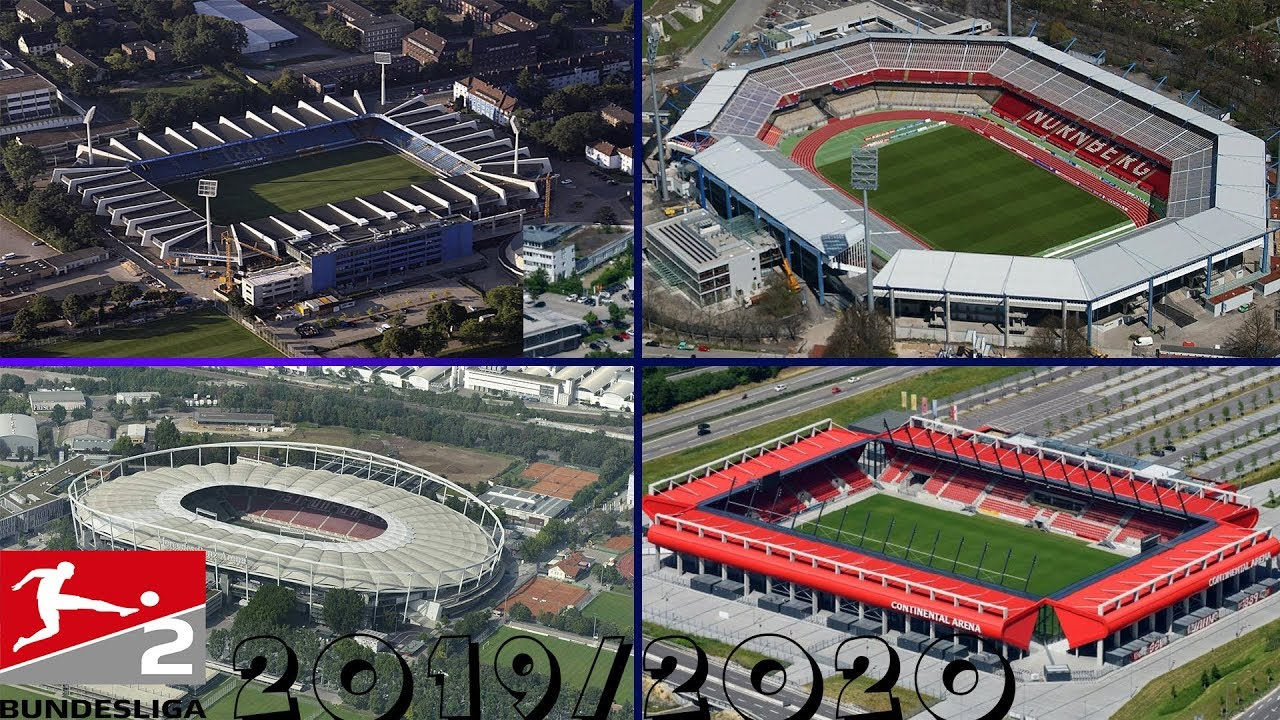 Stadien Bundesliga