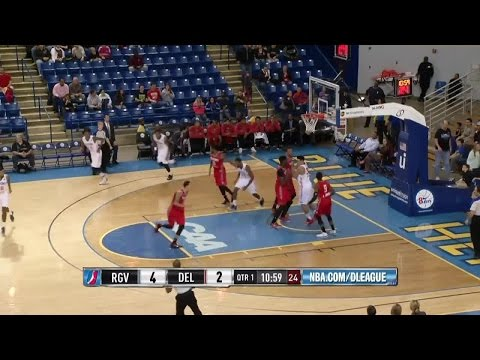 Highlights: Malcolm Lee (31 points) vs. the Vipers, 12/27/2014