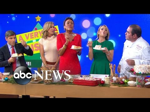 Christmas Cooking With Emeril Lagasse