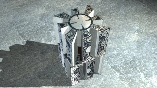 Hellraiser Puzzle Box 3d - Lament Configuration - Render Rm3
