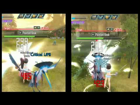 SAO IF Game Experiment - With Shield Vs Without Shield ❲Test Video❳