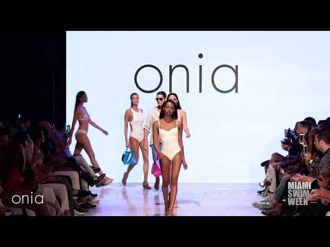 Onia Miami Swim Week 2018/19 Art Hearts Fashion
