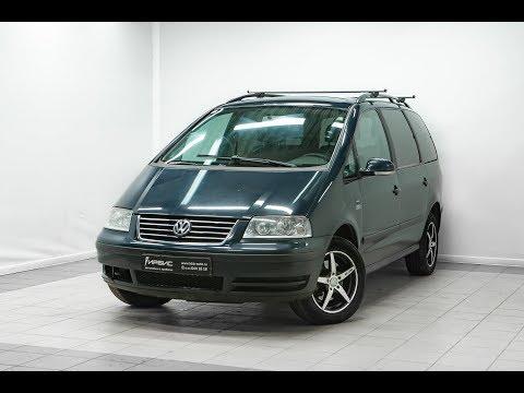 Volkswagen Sharan I Рестайлинг 2 2006 г
