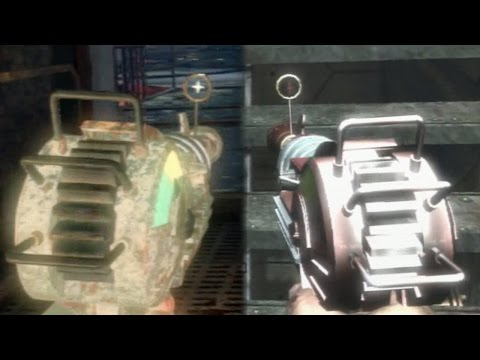 THE GIANT VS DER RIESE (Old Gen) BO3 Vs WaW PS3 Graphics Comparison