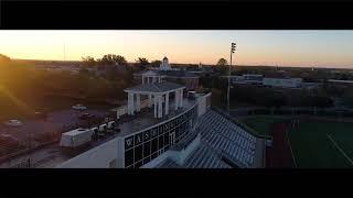 Drone Flight Over Roy Kirby, Jr. Stadium at Washington College