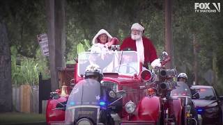 Instead Of Toys, Kids Ask Santa For Families' Basic Needs