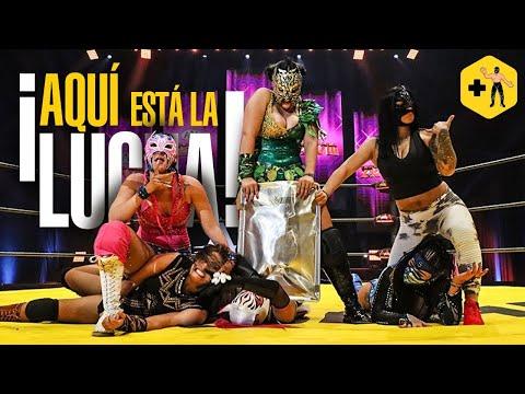@Más Lucha ¡Aquí