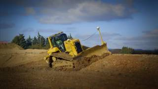 my perspective on the new cat d6n dozer jimmy carter