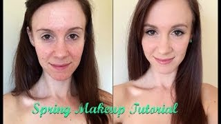 Spring 2014 Makeup Tutorial Thumbnail