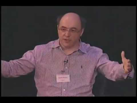 Stephen Wolfram on A Conversation on the Singularity