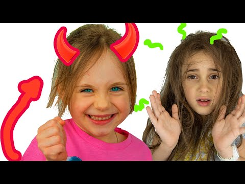 Дети и история - устроили веселые игры