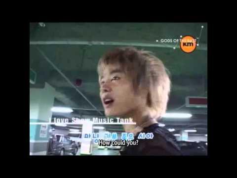 Dissatisfied YooMin - [KMTV] I Love Show Music Tank