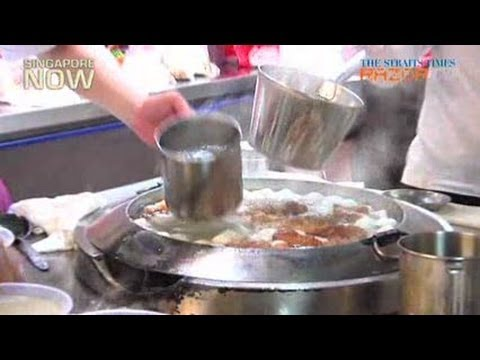 Popular stall only open for 3 hours (Singapore Hawker Masters Ep 2.4)