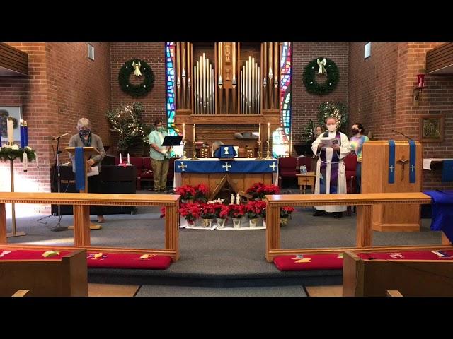 4 Advent - Holy Eucharist - Rite II - 12/20/20