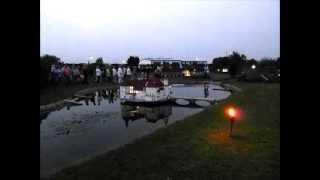 """""""Park bei Nacht"""" im Erlebnis-Miniaturenpark-Elsterwerda"""