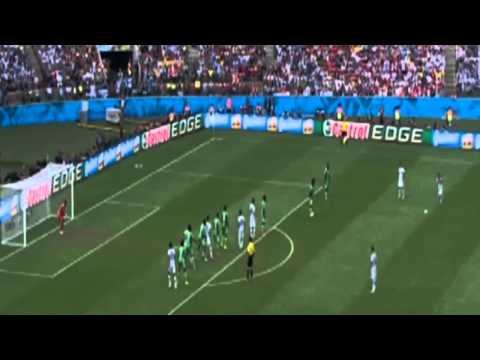 Argentina vs Nigeria 3 2 Full Highlights world cup 2014