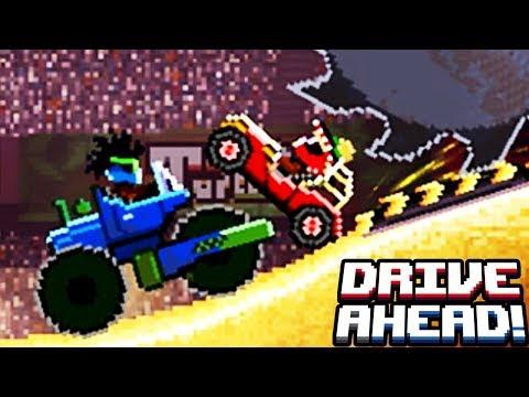 Машинки DRIVE AHEAD #12 прохождение ИГРЫ про машины как мультик для детей VIDEO FOR KIDS cars game