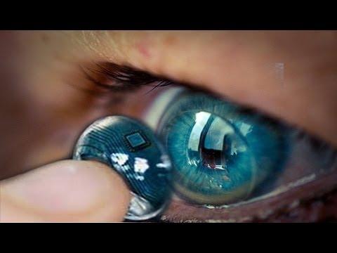 Google Unveils Smart Contact Lens with glucose sensor for Diabetics checkup
