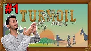 التنقيب عن النفط المود الصعب | بدايه موفقه وفلوس كثييير!! #1 Turmoil