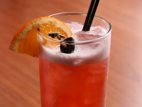 Singapore Sling - The Cocktail Spirit with Robert Hess - Small Screen