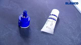 BLANCO: Oprava batérie