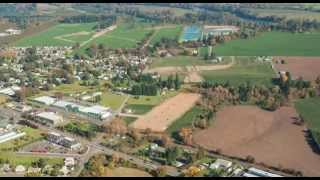 Newberg-Dundee Phase 1 project overview
