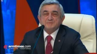 armtimes com/ Սերժ Սարգսյանը՝ գործազուրկ ՀՀԿ ականի մասին