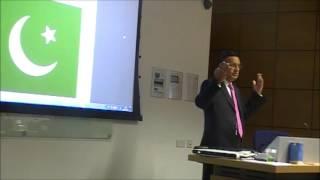 Prof. Husain Haqqani: