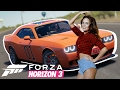 Forza Horizon 3 - 'General Lee' design on a Dodge Challenger?!!