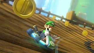 Vídeo Mario Kart 8