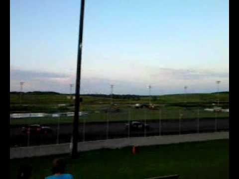 June 24, 2011 Mineral City Speedway, MAIN RACE