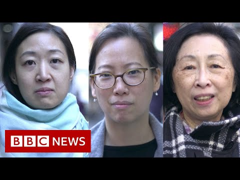 US hate crimes: 'Asian women are not weak, timid or quiet' - BBC News