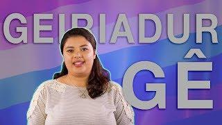 GEIRIADUR GÊ:  Lesbiaidd