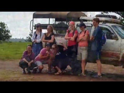 EF in Mondolkiri Cambodia