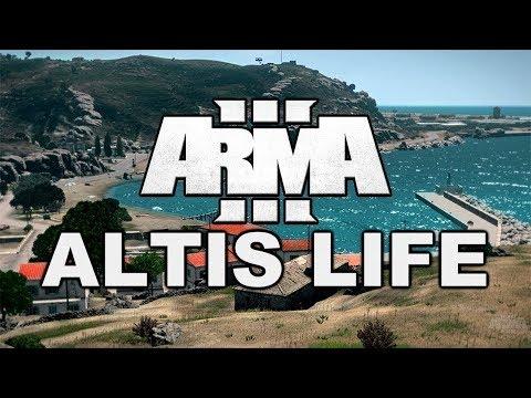 ARMA III RPG AVALON ALTIS
