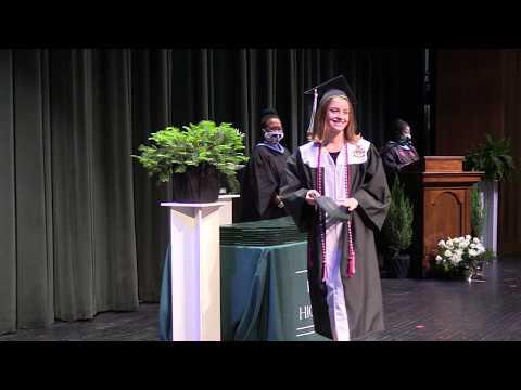 Beaufort High School Graduation 2020