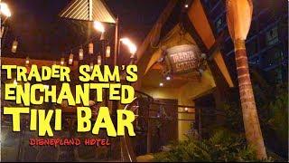 Trader Sam's Enchanted Tiki Bar Disneyland Hotel