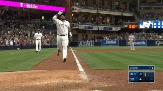 Hector Sanchez cranks a two-run dinger to right, his second of the ...