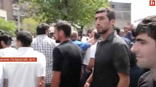 Общность горькой  судьба  русской красавицы и армянского народа.