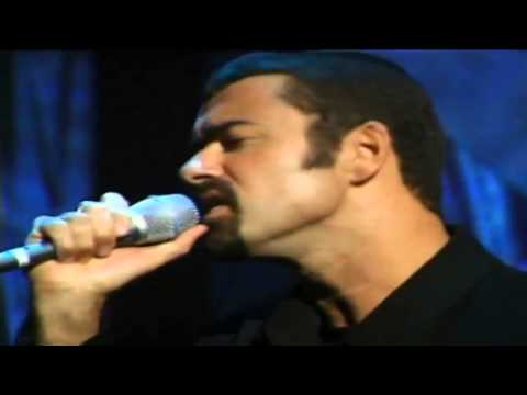 George Michael  '' Hand To Mouth ''  Unplugged